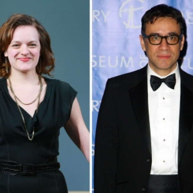 Fred Armisen & Elisabeth Moss Engaged