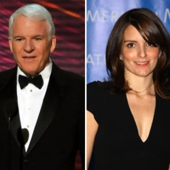 Access Exclusive: Steve Martin To Present At Oscars With Tina Fey