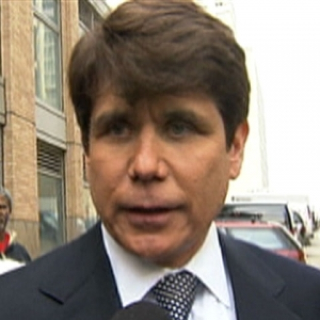 Rob Blagojevich.: I'm 'Mr. Mom' In Wife's TV Absence