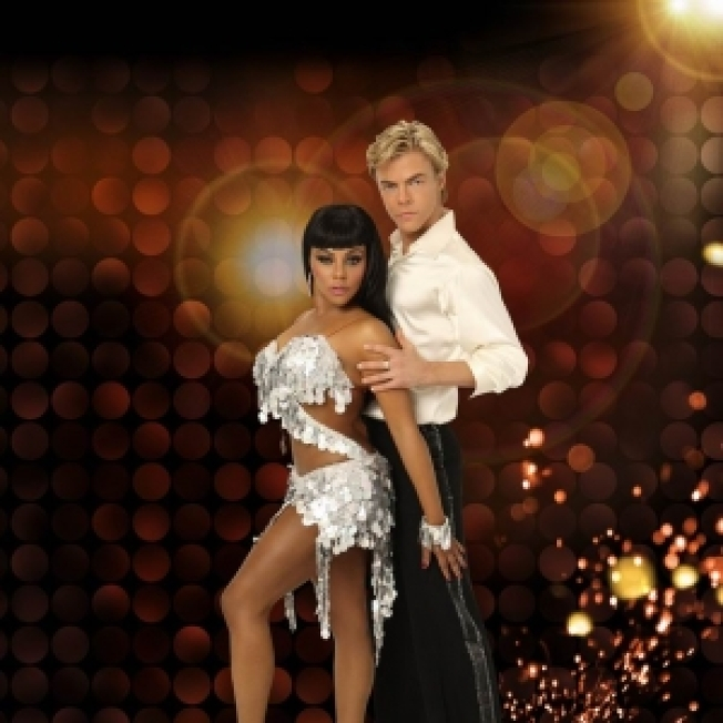 Lil Kim & Derek Hough Top 'Dancing' Leaderboard