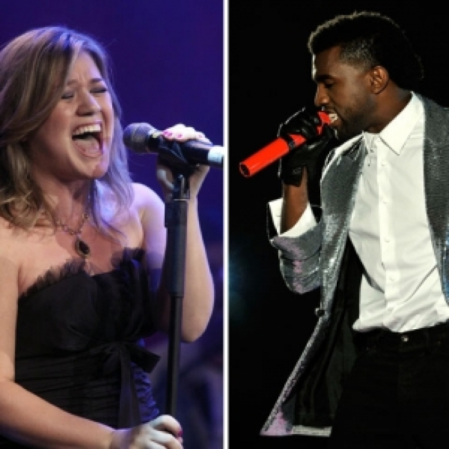 Kelly Clarkson & Kanye West To Perform On 'American Idol'