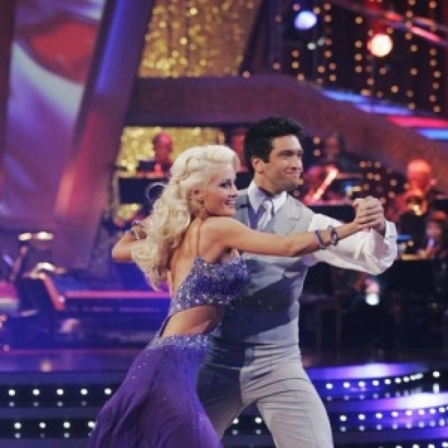 Holly Madison Kicked Off 'Dancing' Alongside Another Celebrity