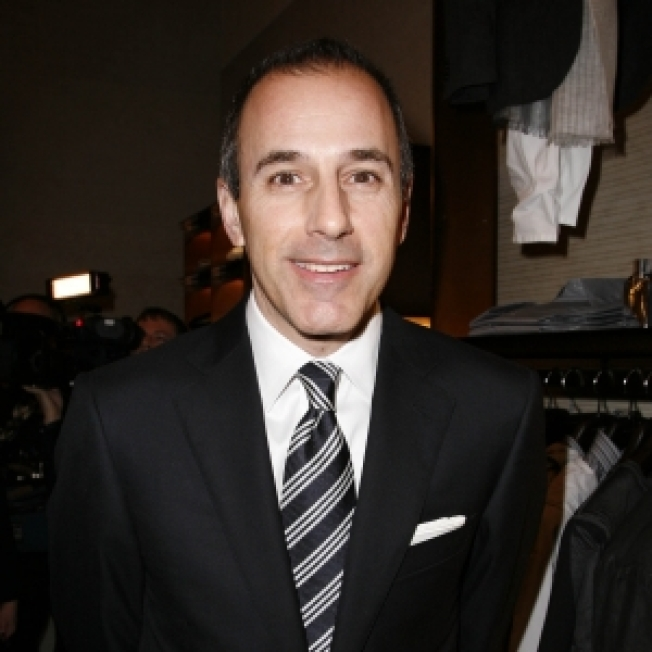 Matt Lauer Ready For His New 'Land Of The Lost' Catch-Phrase