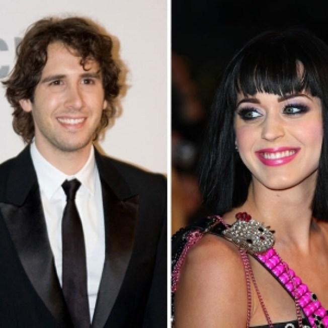 Rep: Josh Groban & Katy Perry 'Not A Couple'