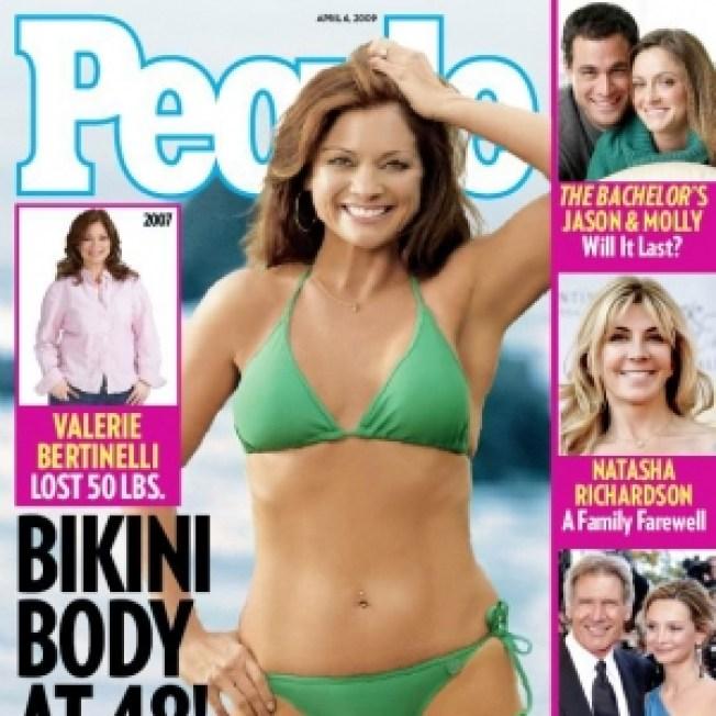 Valerie Bertinelli Reveals Her Bikini Body