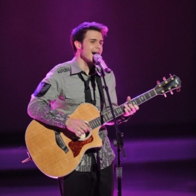 Kris Allen Steps Up To Challenge Adam Lambert's Lead On 'American Idol'