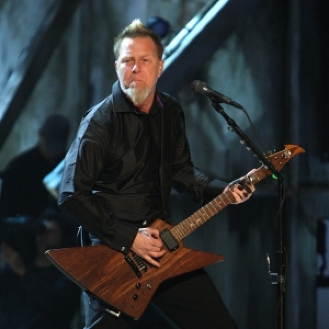 Metallica, Run-DMC Inducted Into Rock Hall Of Fame