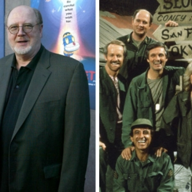 'M*A*S*H' Star David Ogden Stiers Comes Out