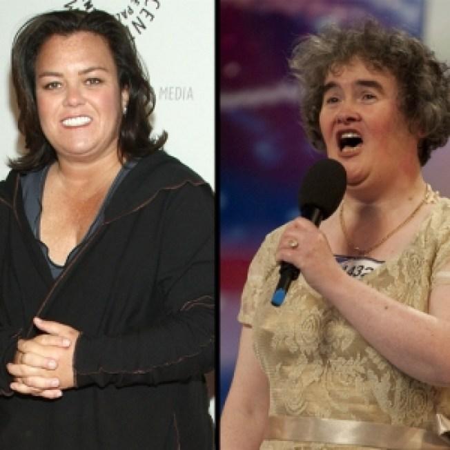 Rosie O'Donnell Talks Susan Boyle & Her New 'Drop Dead' Drama