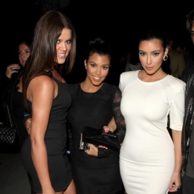 Kardashian Sisters' Miami Boutique Hit By Vandals