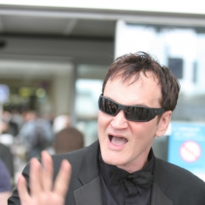 Tarantino Loves Going Into Movie Mode At Cannes