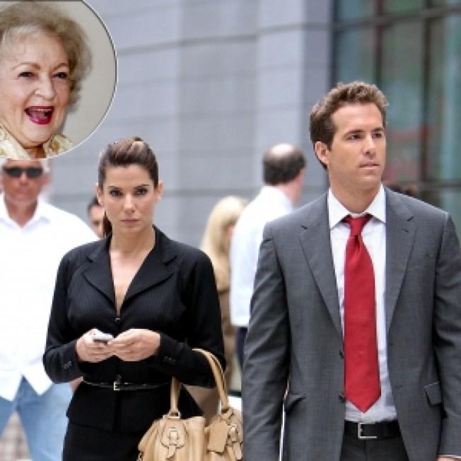 Sandra Bullock & Betty White Take Down Ryan Reynolds – In New Online Video