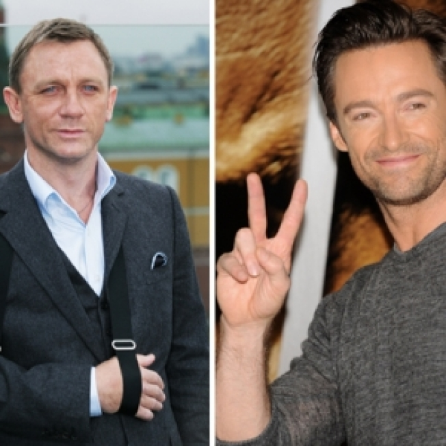 Daniel Craig And Hugh Jackman Set For Broadway
