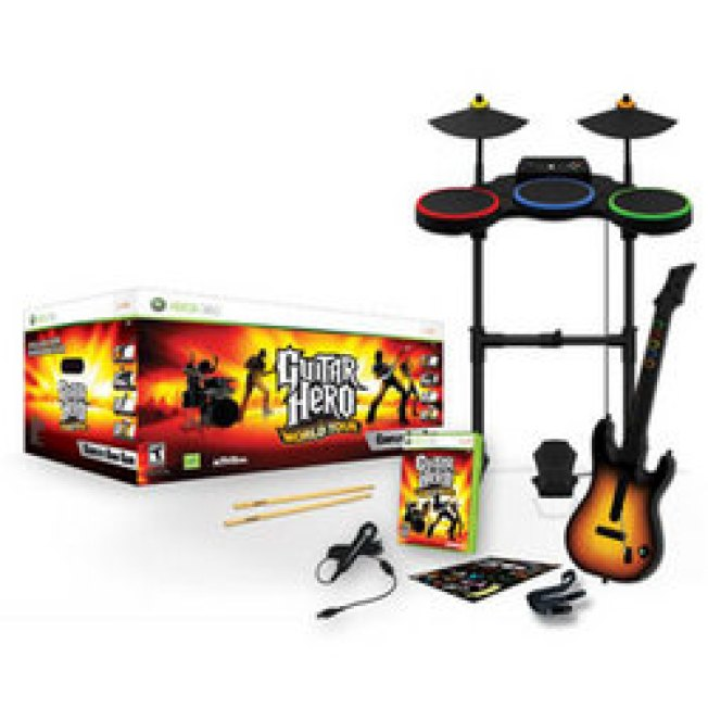 """Guitar Hero"" Discontinued"
