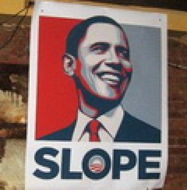 Park Slope Loves Obama, Except for Two McCain Voters: In case you haven't heard, all...