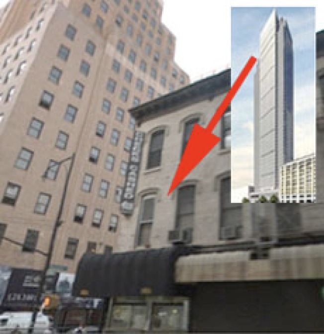 Brooklyn's New Tallest Building Already Facing Competition