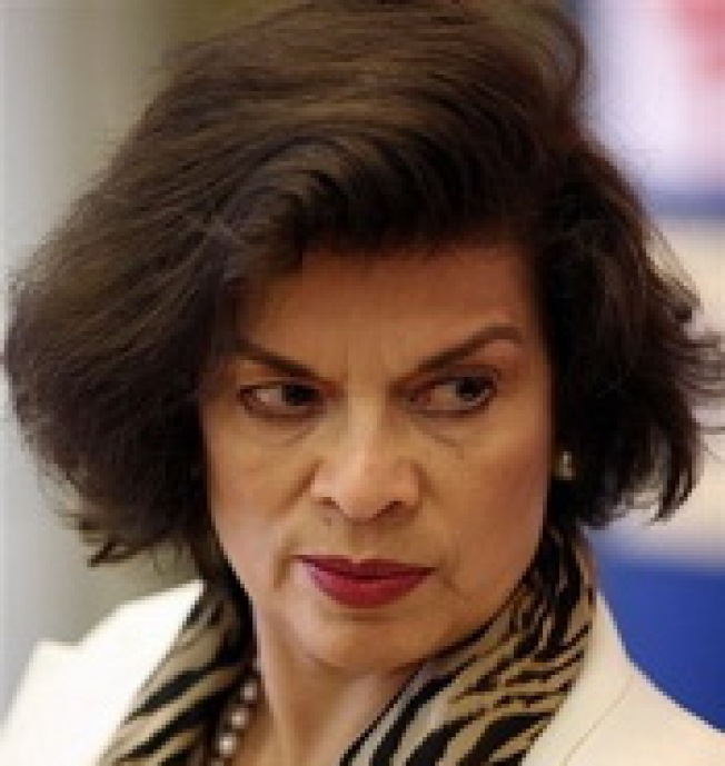 The Whip Comes Down: Bianca Jagger Gets Tossed from Apt.