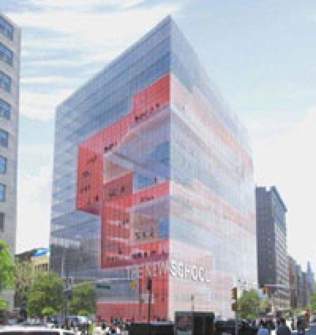 New School Will Discuss New Building When It Feels Like It