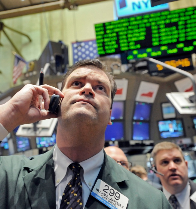 Tech Stocks Drive Wall Street Rebound