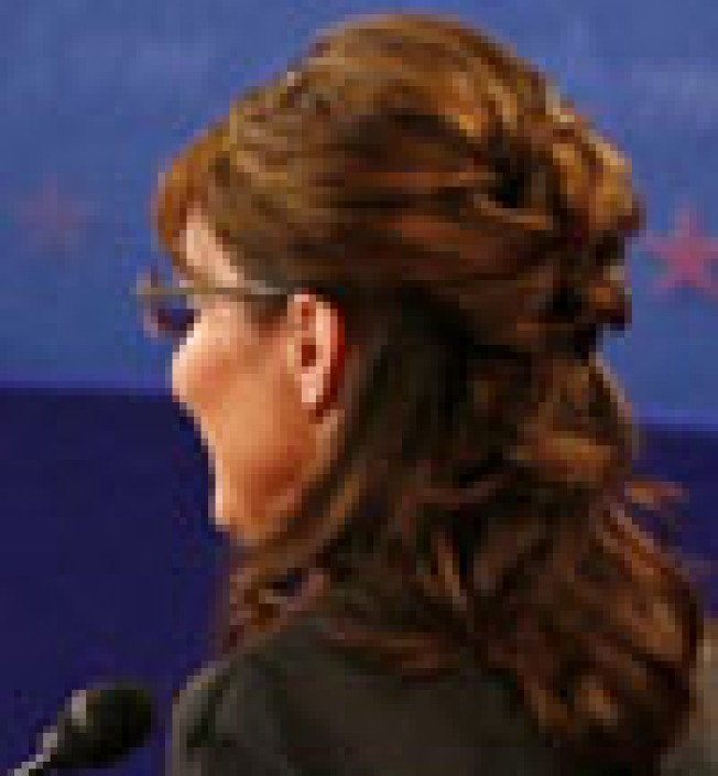 Update on BraidGate: The artist behind Sarah Palin's bouffant...