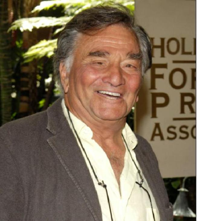 "Fight Over ""Columbo"" Actor's Care"