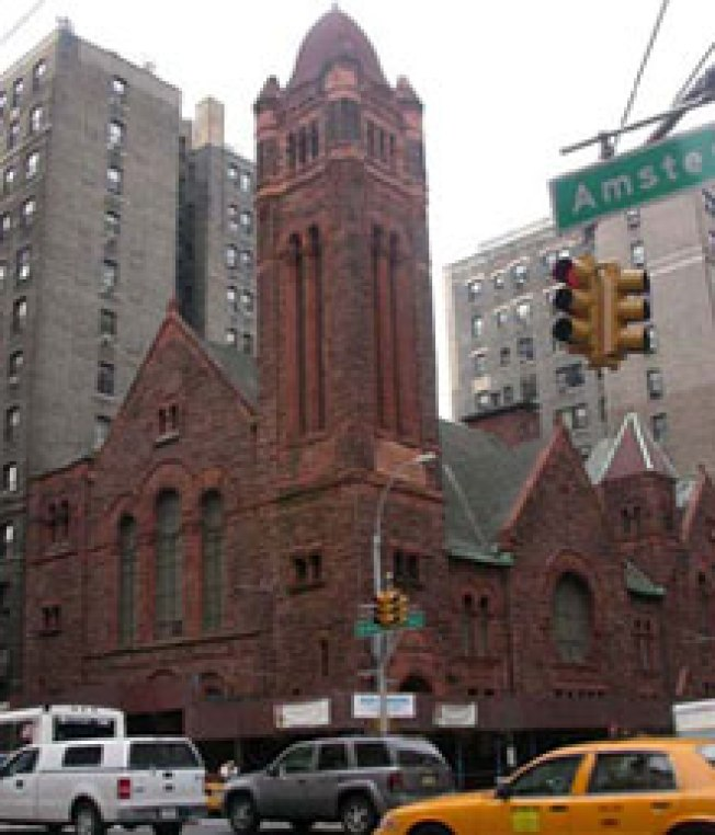 For Sale: One Landmarked Upper West Side Church