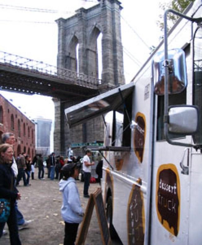 2008 Vendy Awards: Tasty, Mobbed