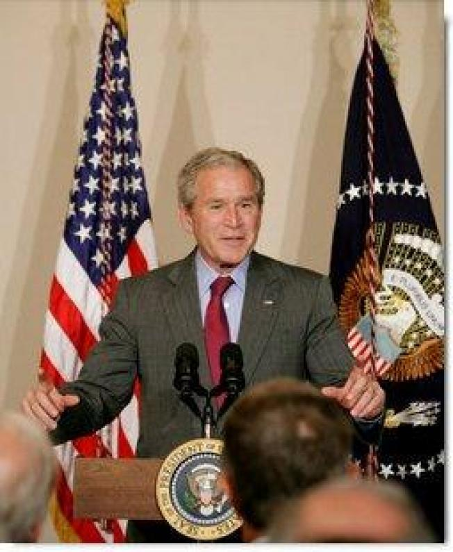 Bush Meets with Coalition for Affordable American Energy