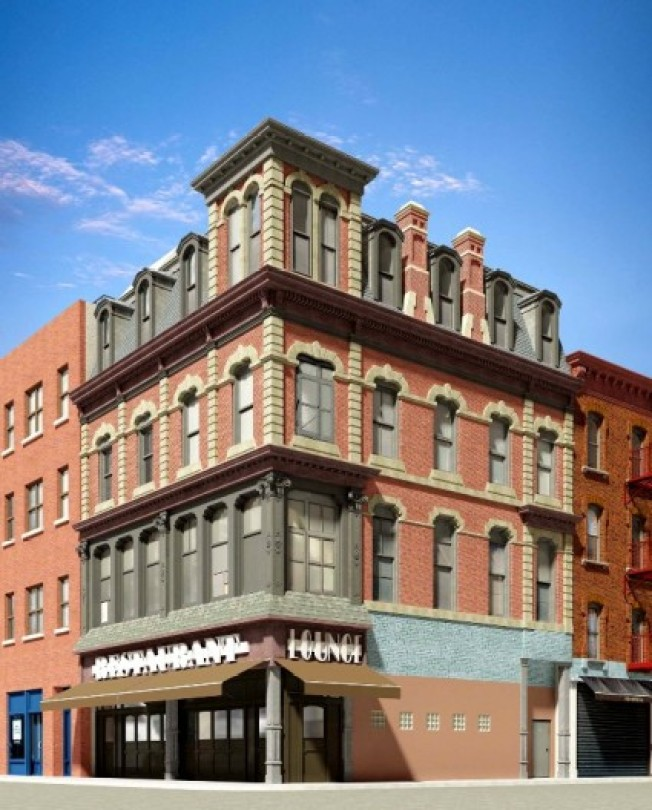 More New Luxury Bowery Condos, But This One's an Oldie