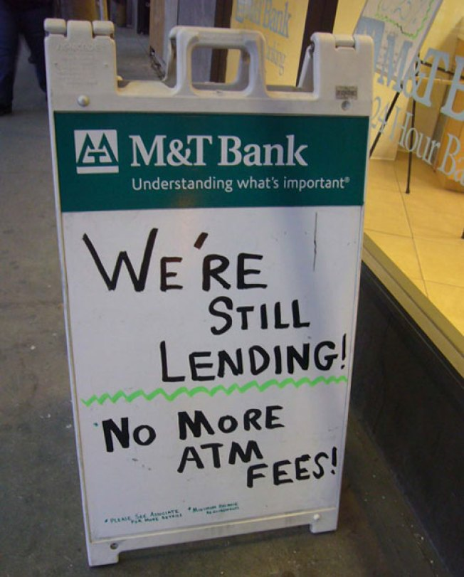 Take Our Mortgages, Please!