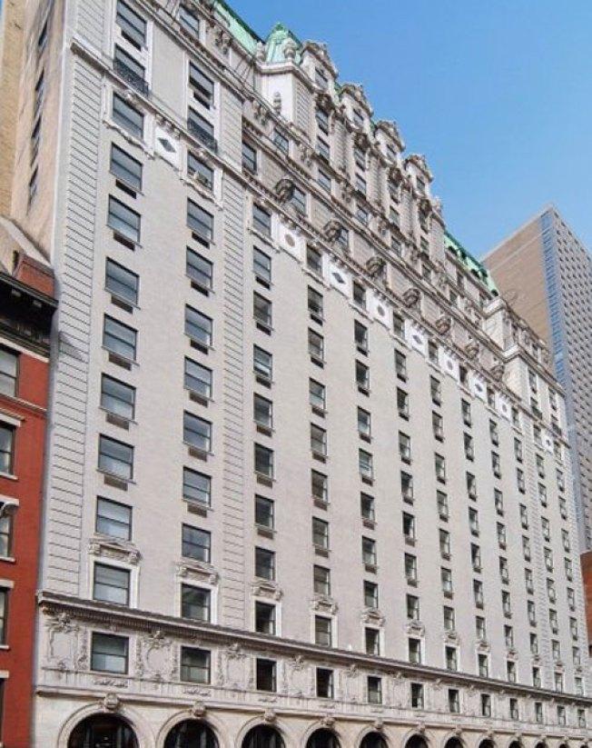 Paramount Hotel Designated a City Landmark