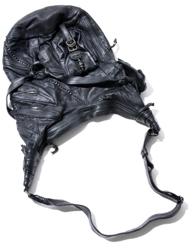 The Batmobile of Bags