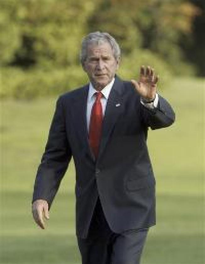 Bush OKs Housing Bailout
