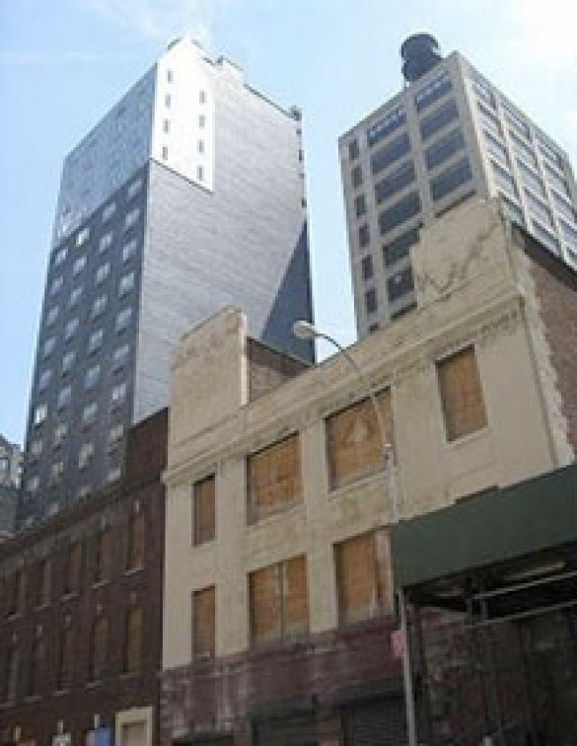 Trump Soho Getting a 34-Story Friend on Charlton Street