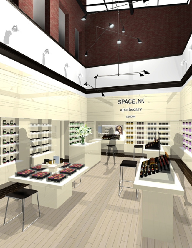 Space NK Shacks Up With Bloomies