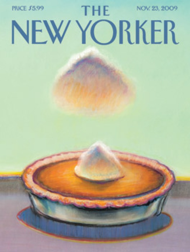 New Yorker's 2009 Food Issue is Unleashed