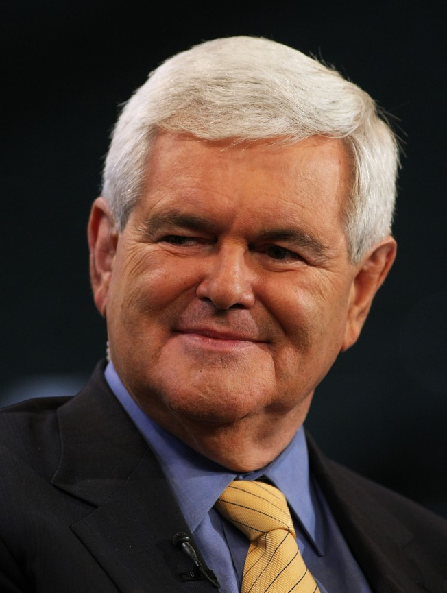 Gingrich says GOP is outmatched