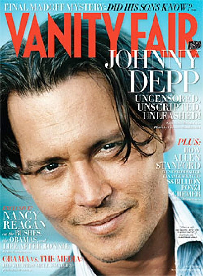 Johnny Depp's 6 Favorite YouTube Videos