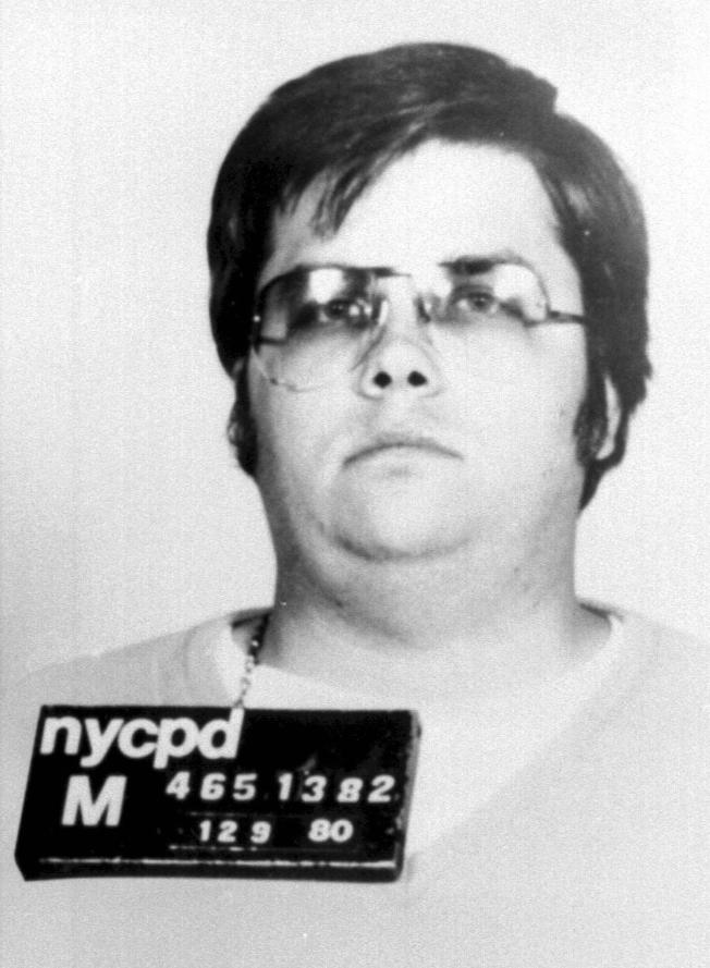 John Lennon's Killer Goes Up for Parole Again This Week