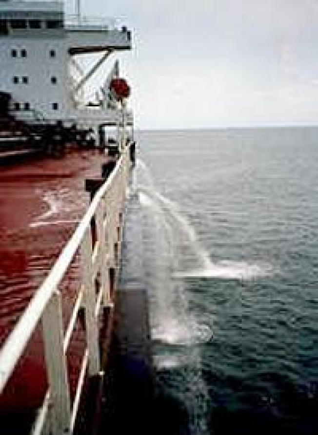 Court Ruling Ends Unpermitted Ballast Water Discharge