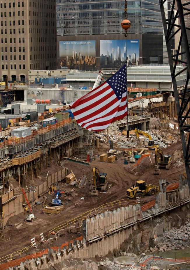 Post-Trauma Stress Lingers for 9/11 Survivors