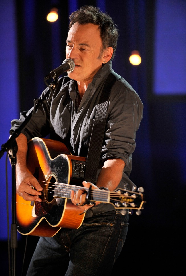 Born To Run -- From Licensing Fees, Cries Springsteen