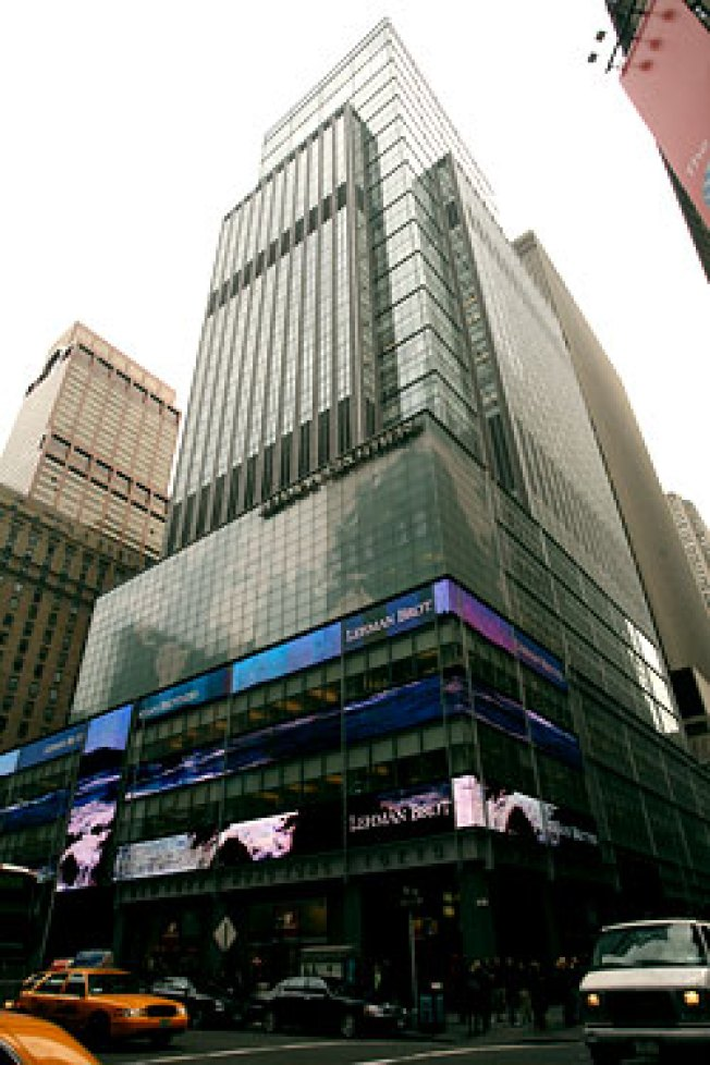 Barclays Buys Lehman Building and Some Other Stuff for $1.75 Billion