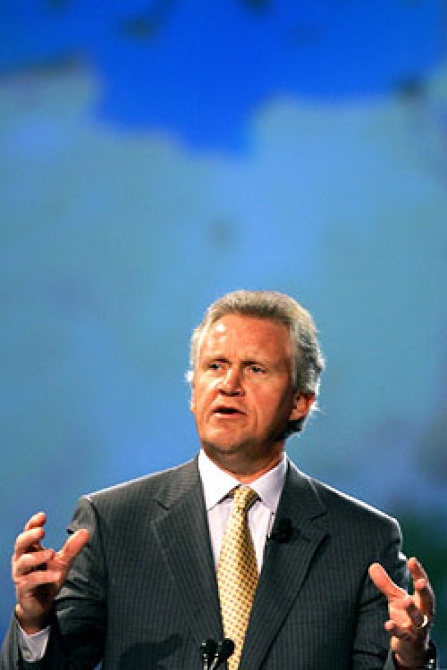 GE Flacks Take to Jossip Comment Board to Dispute Jeff Immelt Racism Kerfuffle