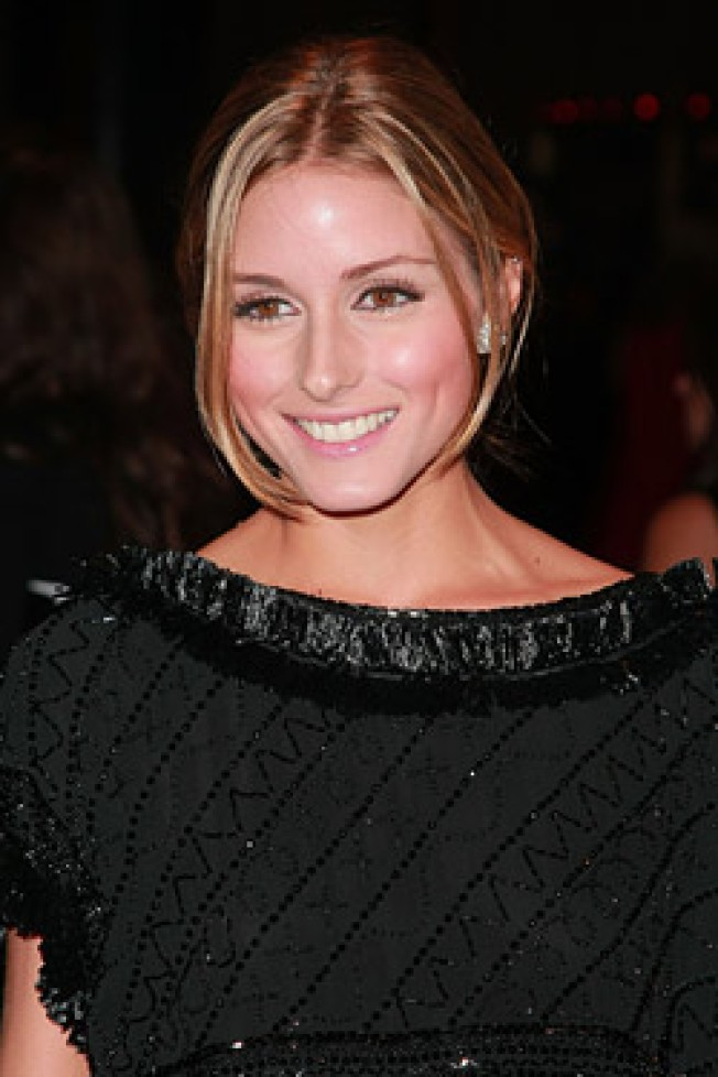 Olivia Palermo to Make Room in Grueling Schedule for Socialite Reality Show