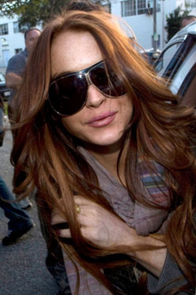 Lindsay Lohan's Exes Now Won't Even Claim Her