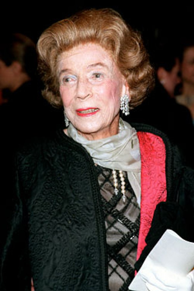 Brooke Astor Had Breakfast in Bed Every Day