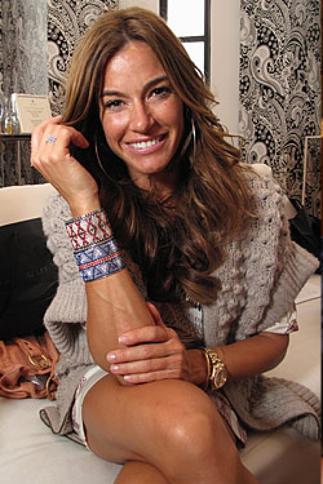 Kelly Bensimon Gets the Power of Being Ridiculous