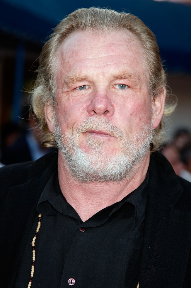 Nick Nolte Escapes Burning Home In Malibu