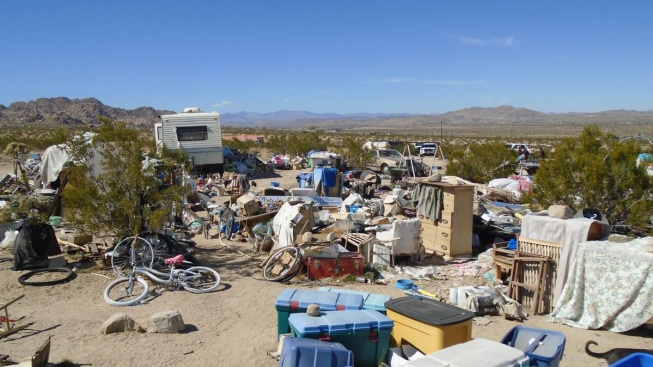 California Parents Who Housed Kids in Desert Shack Released